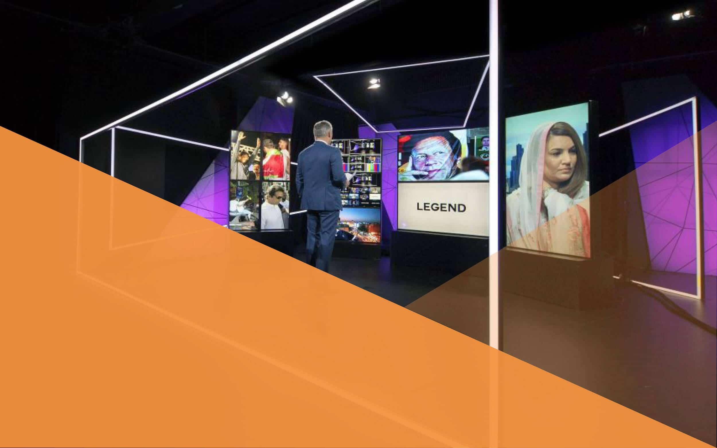 Celebro Drives Live TV with NDI®